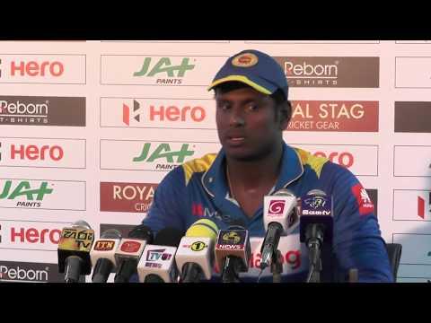 4th ODI Post Match Press Conference - Zimbabwe tour of Sri Lanka 2017