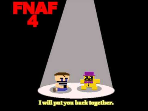 Five Nights at Freddy's 4 - Good Ending Soundtrack