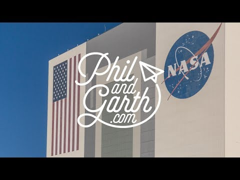 Experience Kennedy Space Center, Florida USA in 60 Seconds