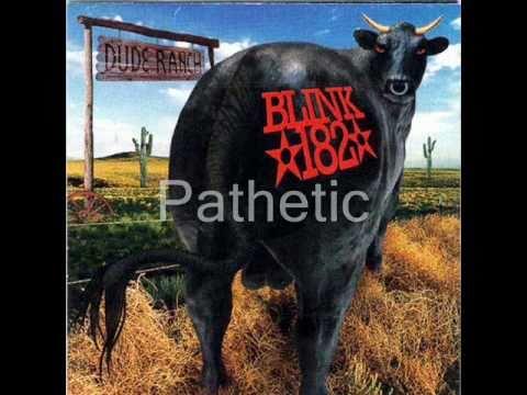 Blink 182- Dude Ranch Album