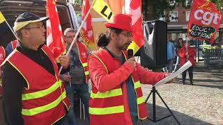 Manif Lisieux 21 septembre 2017