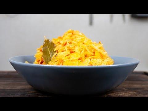 Würziges Sauerkraut Rezept