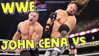 WWE John Cena vs Roman Reigns vs Big Show vs Kane vs Seth Rollins vs Bray Wyatt vs Chris Jericho