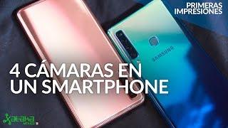 Es un hecho, los Samsung Galaxy A9 y A7 2018, llegan a México antes...