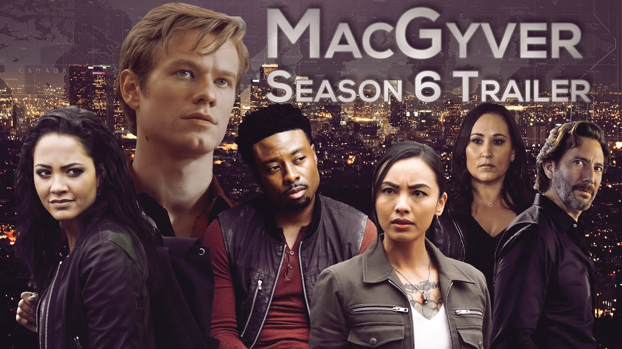 Download MacGyver Season 6 Trailer (Fan made)