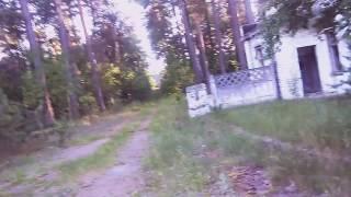 Заброшенная военная часть в Беларуси