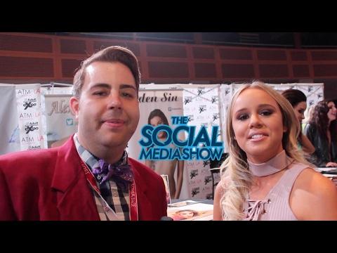 Alexis Adams - AVN 2017 Las Vegas