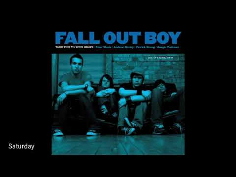 Take This To Your Grave - Fall Out Boy (FULL ALBUM) Audio