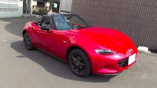 MAZDA ROADSTER(MX-5)S Special Package 6MT - Exterior & Interior