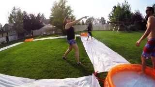 Kiddie Pool Kickball