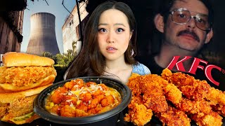 Download Vanished At A NUCLEAR POWER PLANT - The Mystery of Dave Bocks |KFC Nashville Chicken Tenders Mukbang