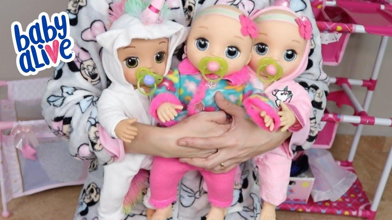 BABY ALIVE NOS VÍDEOS MAIS DIVERTIDOS DO MÊS DE BABY ALIVE/ BABY ALIVE BRASIL JUNHO