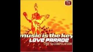 Dr. Motte & Westbam - Music Is The Key, Love Parade 99 (K-Paul Mix)