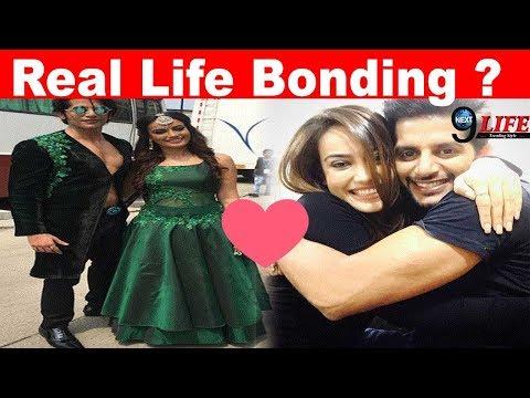 Qubool Hai Fame Surbhi Jyoti और Karanvir Bohra Share करते है ये Real Life Bonding...