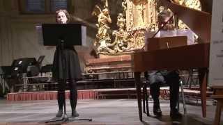 Anna Šteflová - Ondřej Bernovský - 27. 4. 2015