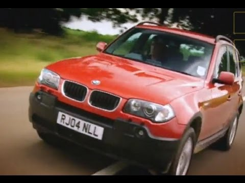 BMW X3 Car Review | Top Gear | BBC