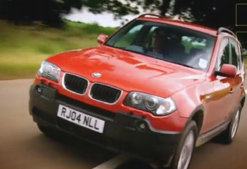 bmw x3 car review top gear bbc youtube. Black Bedroom Furniture Sets. Home Design Ideas