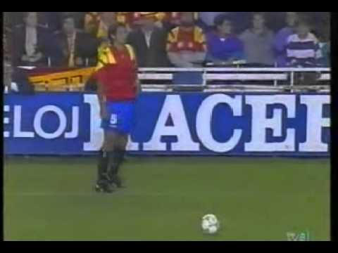 España - Dinamarca (Clasificación USA 94)