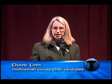 Multnomah County Chair Election Debate