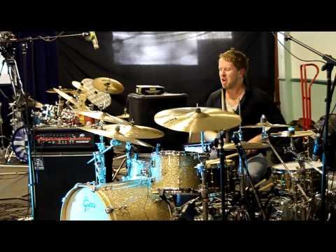 Karl Brazil @ UK Custom Drum Festival 2009 - 1973 (James Blunt)