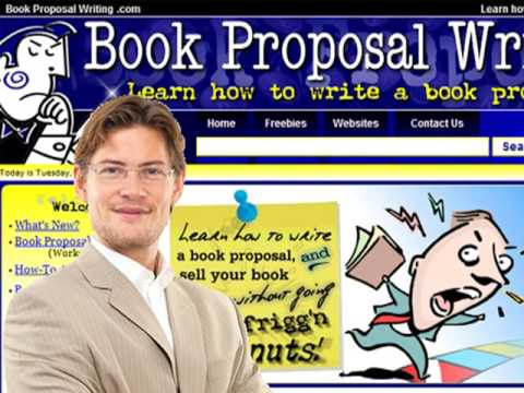 how to write a book proposal Book proposals are used to sell nonfiction books to publishers a book proposal argues why your book (idea) is a salable, marketable product.