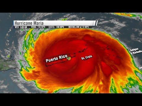 **Shocking** Flooded In Puerto Rico, YET STILL WORSHIPING GOD - Hurricane Maria 2017
