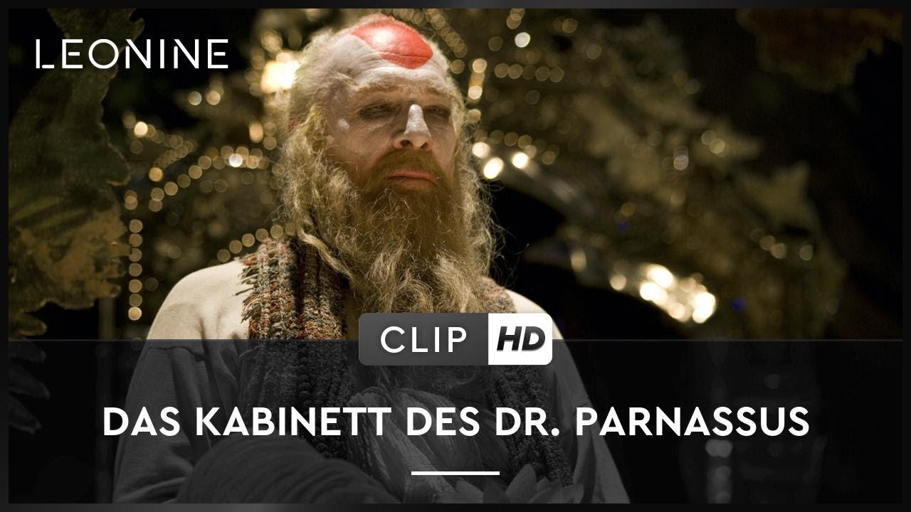 Das Kabinett Des Dr Parnassus