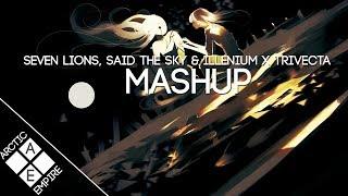 Seven Lions, Said The Sky & ILLENIUM X Trivecta - Rush Over Me VS Shatterpoint (Seven Lions Mashup)