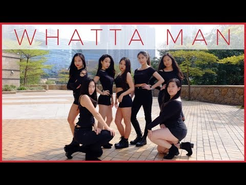 [PARALLAX] I.O.I. (아이오아이) - Whatta Man (Good Man) Dance Cover