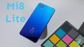 Xiaomi Mi8 Lite Recenzja - gradientowa nuda? | Robert Nawrowski