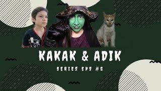 #5 Drama Film Pendek Indonesia |Kakak & Adik Series| Penyihir Abigail | Brother & Sister Short Movie