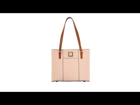 3967897acd7 Dooney Bourke Lexington Pebble Leather Shopper - YouTube