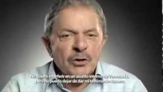 Lula apoia o ditador Nicolás Maduro, é isso que ele quer para o Brasil, não podemos permitir!