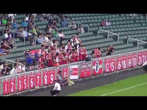 Hong Kong Football - South China v TSW Pegasus 22/4/12