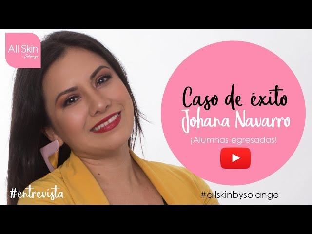 Caso de éxito Johana Navarro
