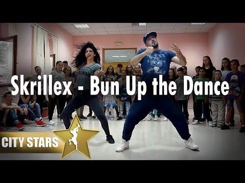 (CITY STARS DANCE) - Dillon Francis, Skrillex - Bun Up the Dance