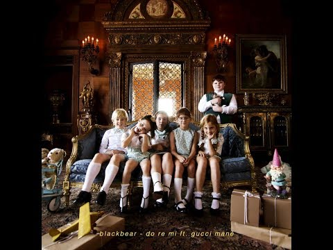 Do Re Mi (Clean Radio Edit) - Blackbear