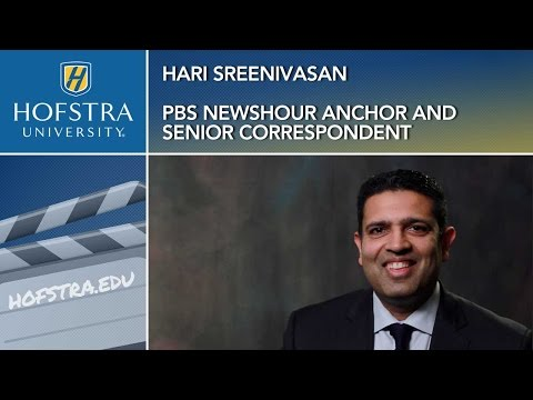 Seeking Purpose: Interview with Hari Sreenivasan