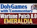 Wartune Patch 8.0 - New EMERALDIA Guild Activity Guide & Gameplay