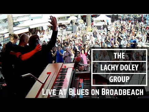 FULL SHOW - Lachy Doley Group LIVE at Blues On Broadbeach 2016