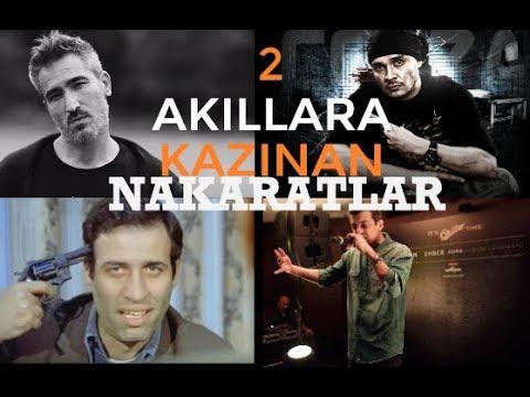 Türkçe Rap - Akıllara Kazınan Nakaratlar 2