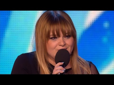 Britains Got Talent 2015 S09E01 Jade Scott performs before her Brother Calum Full