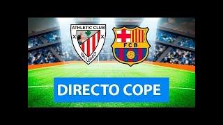 (SOLO AUDIO) Directo del Athletic 2-3 Barcelona en Tiempo de Juego COPE