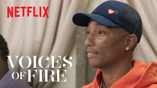 "Pharrell is Blown Away By A Remarkable Rendition of ""At Last"" 