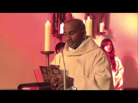Easter Holy Mass by Fr.Lawrence at Hamburg, Germany on 31.03.2013 part 2 of 3