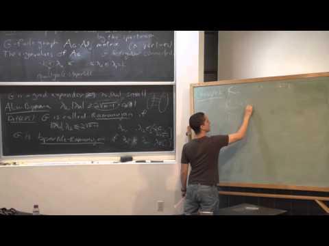 Ramanujan Coverings of Graphs - Doron Puder