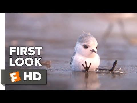 Piper First Look (2016) - Pixar Animated Short HD