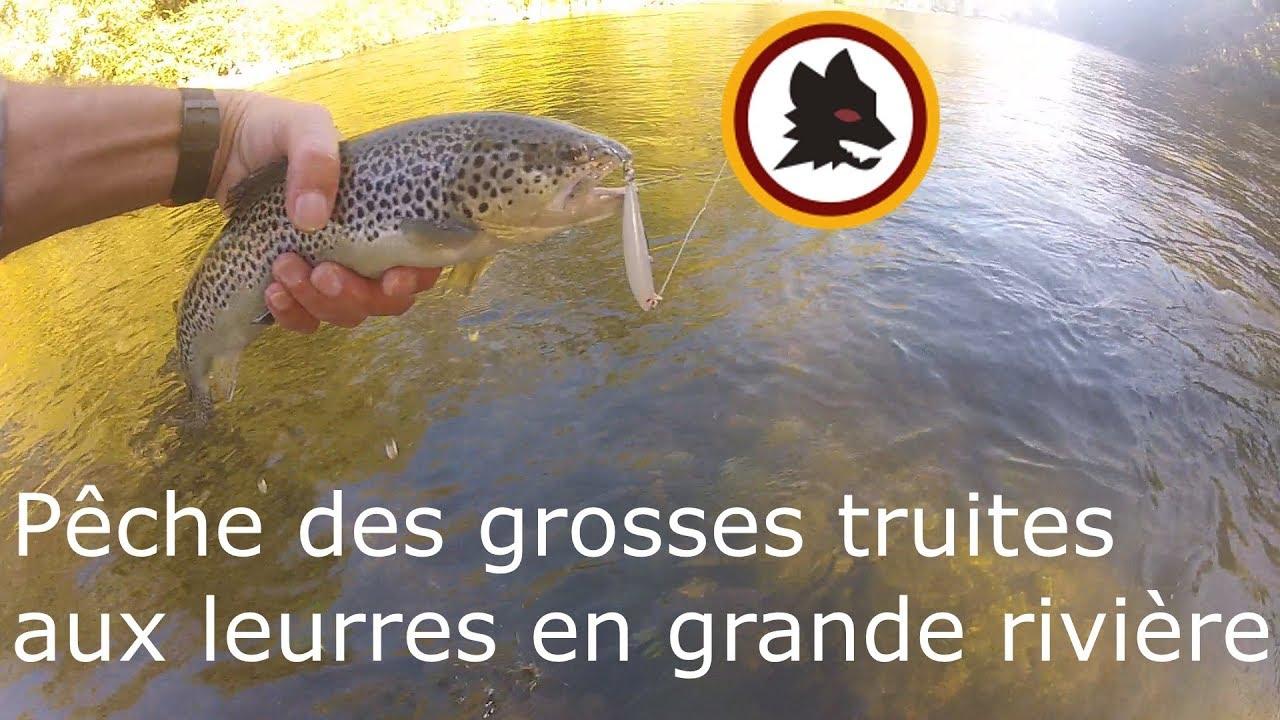 peche truite grande riviere