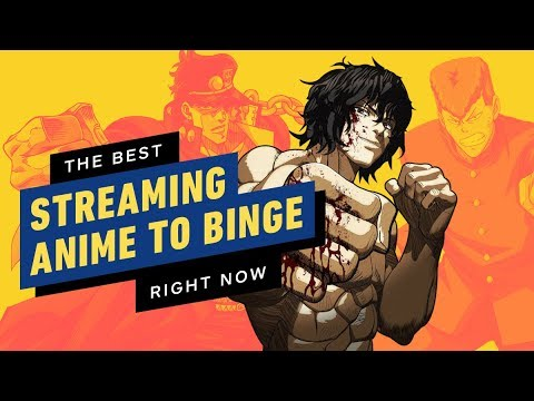 The Best Streaming Anime to Binge Right Now