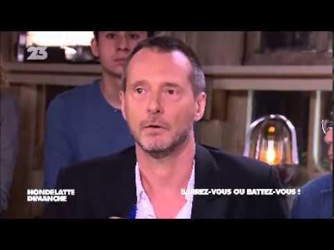 """Hondelatte Dimanche : """" Barrez-vous ou battez-vous ! """" 16/05/2013"""